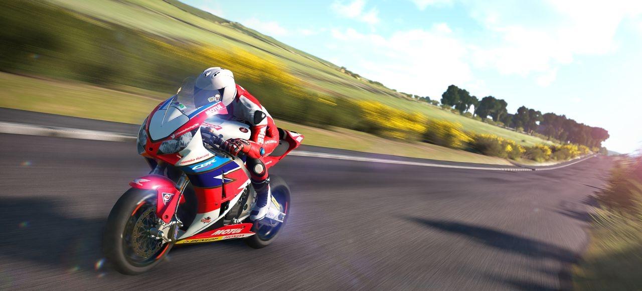 TT Isle of Man (Rennspiel) von Bigben Interactive