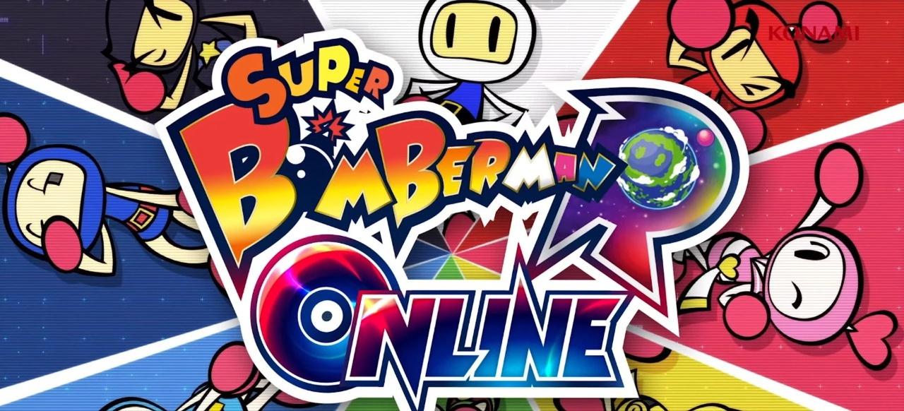 Super Bomberman R Online (Arcade-Action) von Konami