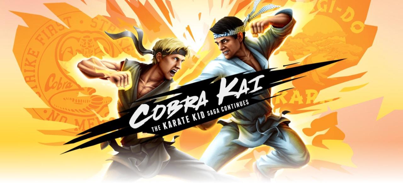 Cobra Kai: The Karate Kid Saga Continues (Prügeln & Kämpfen) von GameMill Entertainment