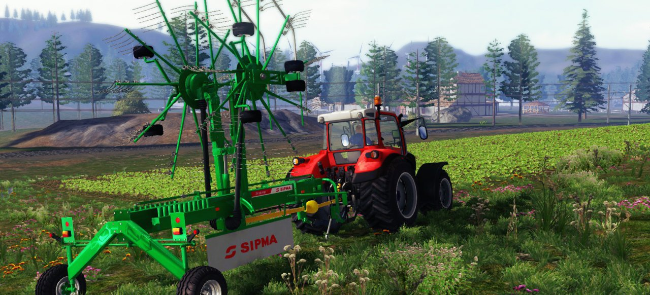Farm Experte 2016 (Simulation) von Ravenscourt (Koch Media)