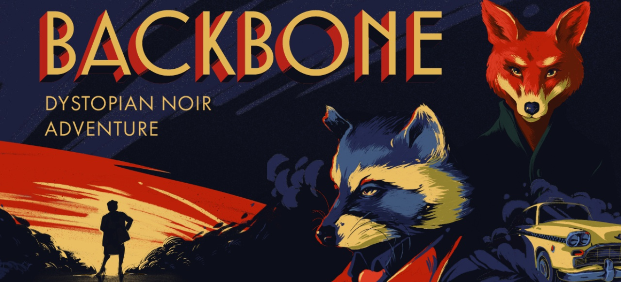 Backbone (Adventure) von EggNut, Raw Fury