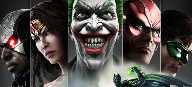 Injustice: Götter unter uns (Prügeln & Kämpfen) von Warner Bros. Interactive Entertainment