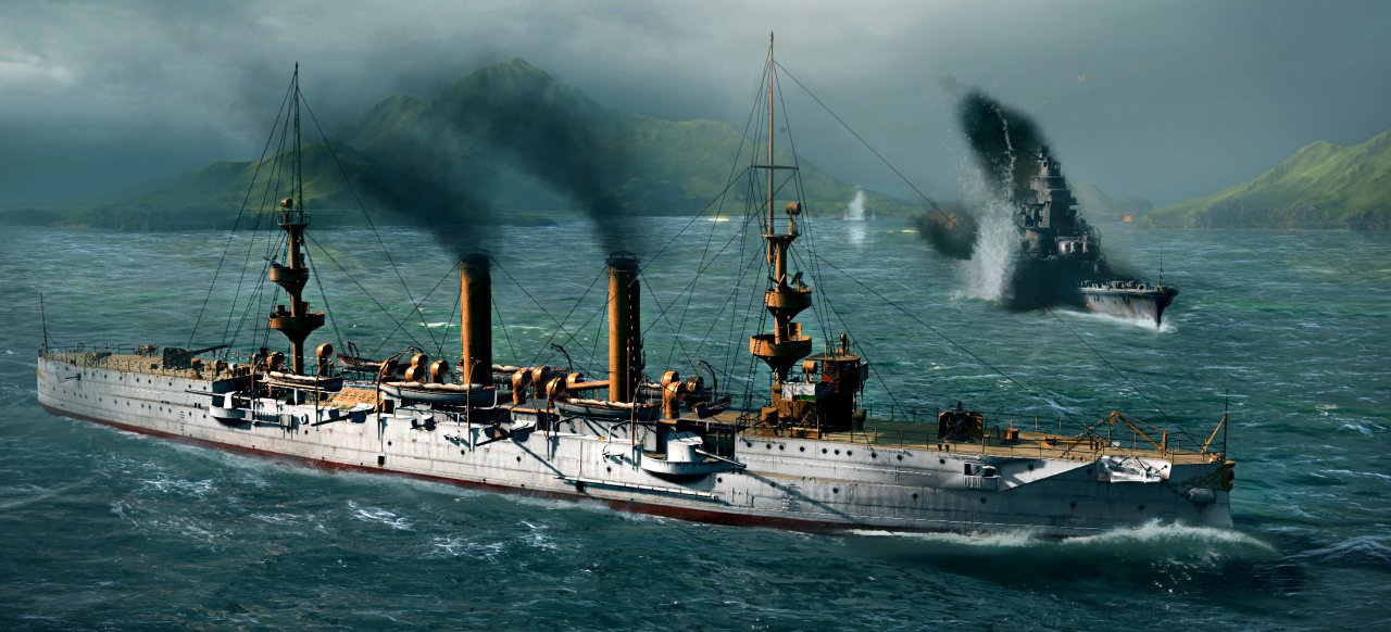 World of Warships (Arcade-Action) von Wargaming