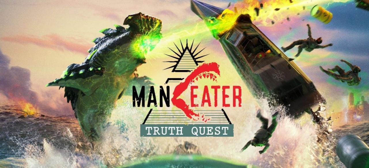 Maneater: Truth Quest (Rollenspiel) von Tripwire Interactive
