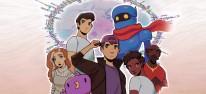 Glitched: Skurriles Cyber-Abenteuer für PC und Konsolen angekündigt