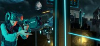 Tower Tag: VR-Online-PvP-Shooter mit Greifhaken-Mechanik für Index, Rift und Vive