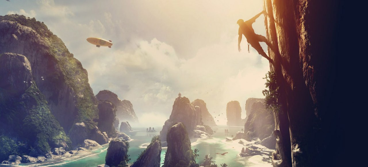 The Climb (Action) von Oculus Rift