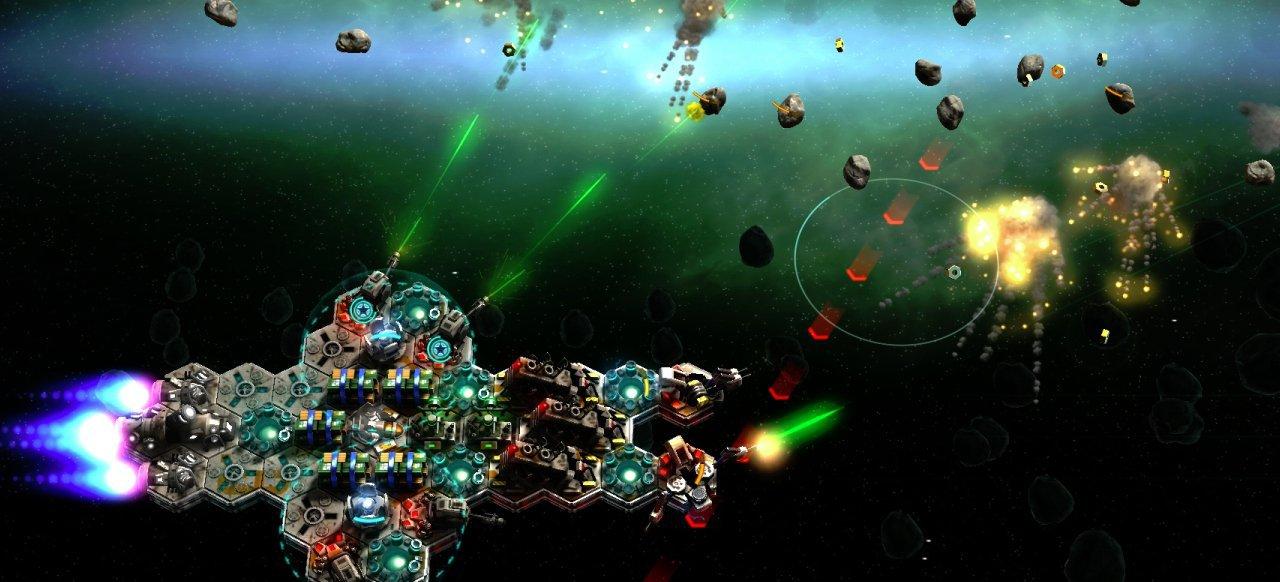 Space Run (Taktik & Strategie) von Focus Home Interactive