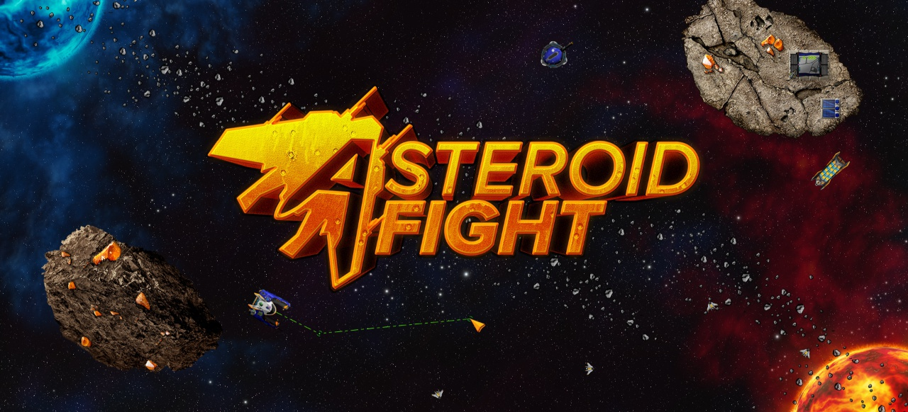 Asteroid Fight (Arcade-Action) von Katta Games