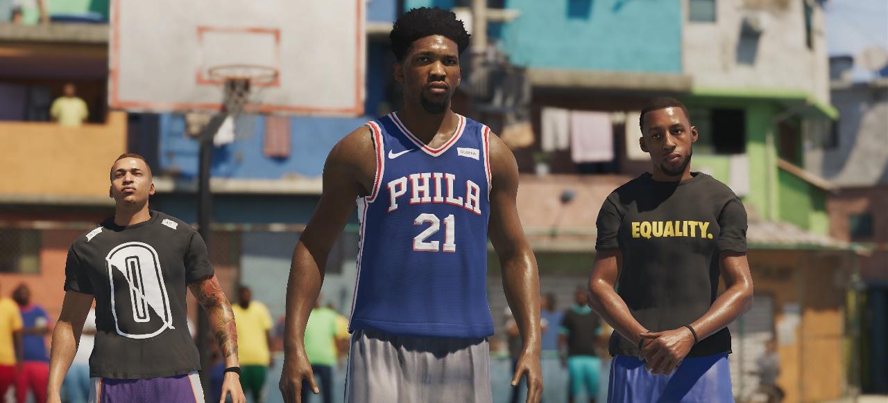 NBA Live 19 (Sport) von Electronic Arts