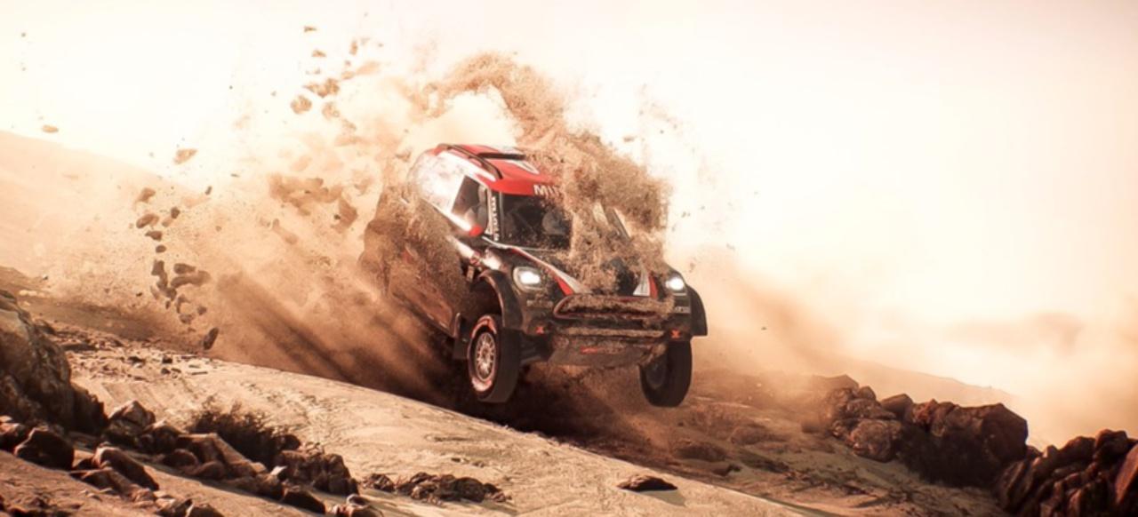 Dakar 18 (Rennspiel) von Deep Silver/Koch Media