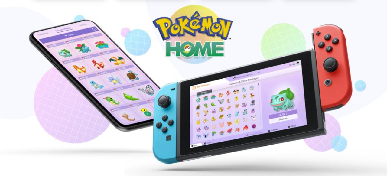 Pokémon Home: Verwaltung der Pokémon-Sammlung als Cloud-Dienst für iOS, Android und Switch