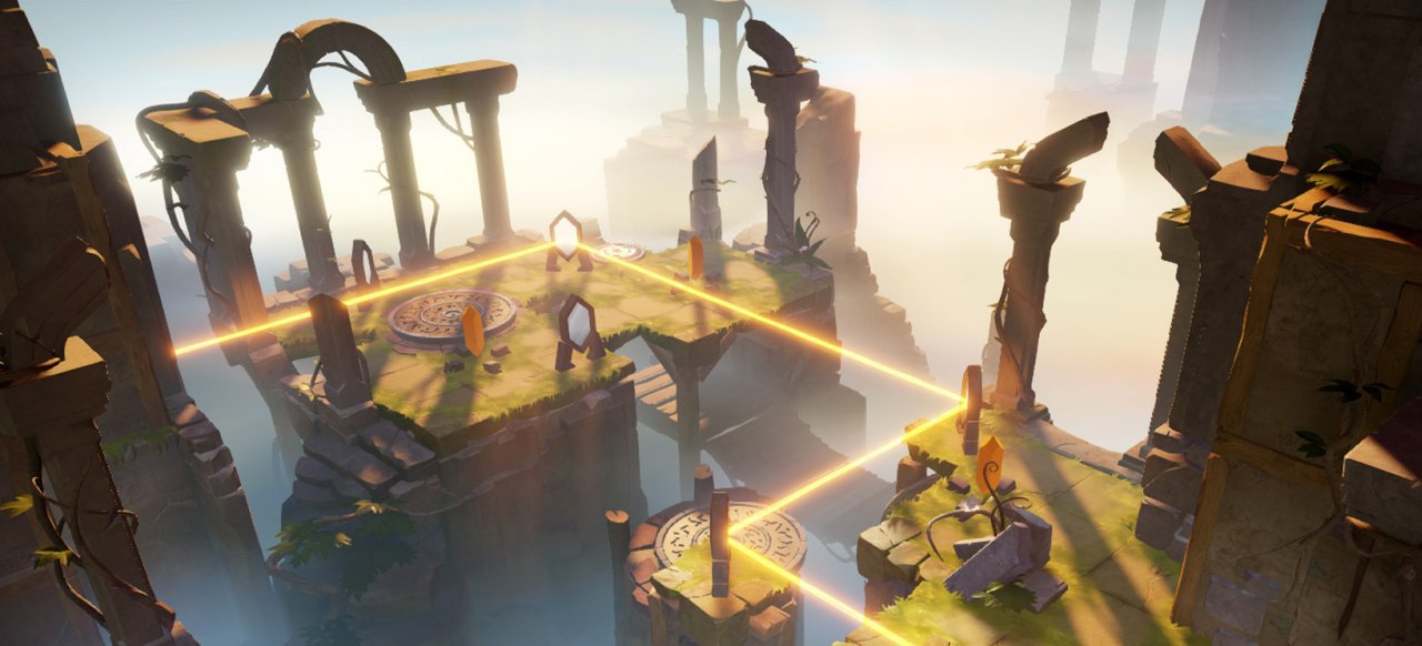 Archaica: The Path Of Light (Logik & Kreativität) von TwoMammoths / Drageus Games