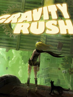 Alle Infos zu Gravity Rush (PlayStation4,PS_Vita)
