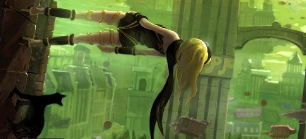 Gravity Rush (Action-Adventure) von Sony