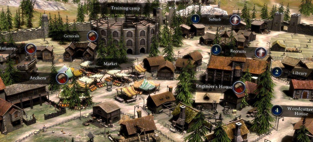 Last Day of Rome (Taktik & Strategie) von Hamsters Gaming