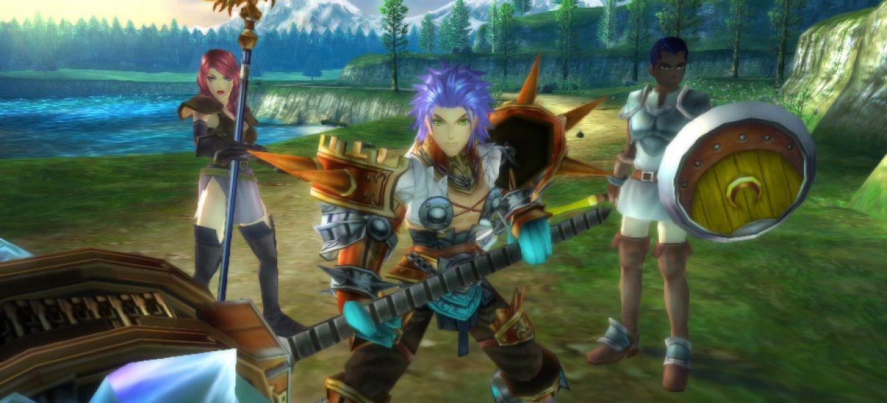 Ragnarok Odyssey ACE  (Rollenspiel) von GungHo Games