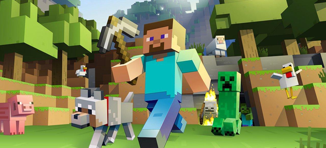 Minecraft: Microsoft nennt beeindruckende Spielerzahlen