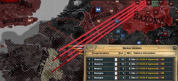 East vs. West: A Hearts of Iron Game (Strategie) von Paradox Interactive