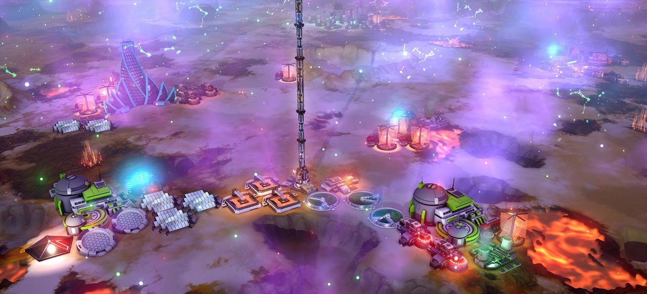 Offworld Trading Company: Jupiter's Forge (Strategie) von Stardock Entertainment
