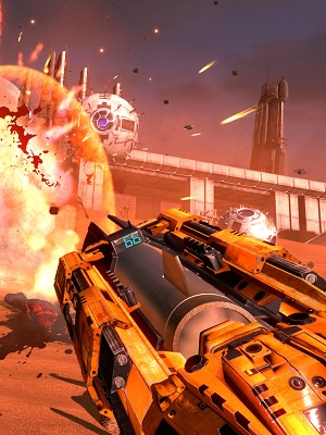 Alle Infos zu Serious Sam VR: The Last Hope (VirtualReality)