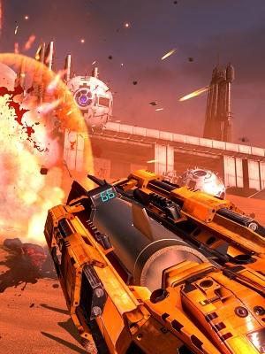 Alle Infos zu Serious Sam VR: The Last Hope (HTCVive,OculusRift,PC,PlayStationVR,VirtualReality)