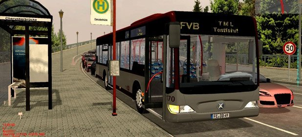 Bus-Simulator 2012 (Simulation) von Astragon