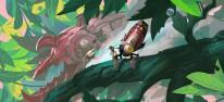 Stonefly: Ein käferförmiger Mech und eine Coming-of-Age-Geschichte als Action-Adventure