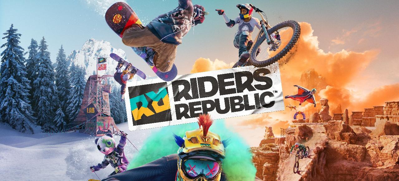Riders Republic (Sport) von Ubisoft