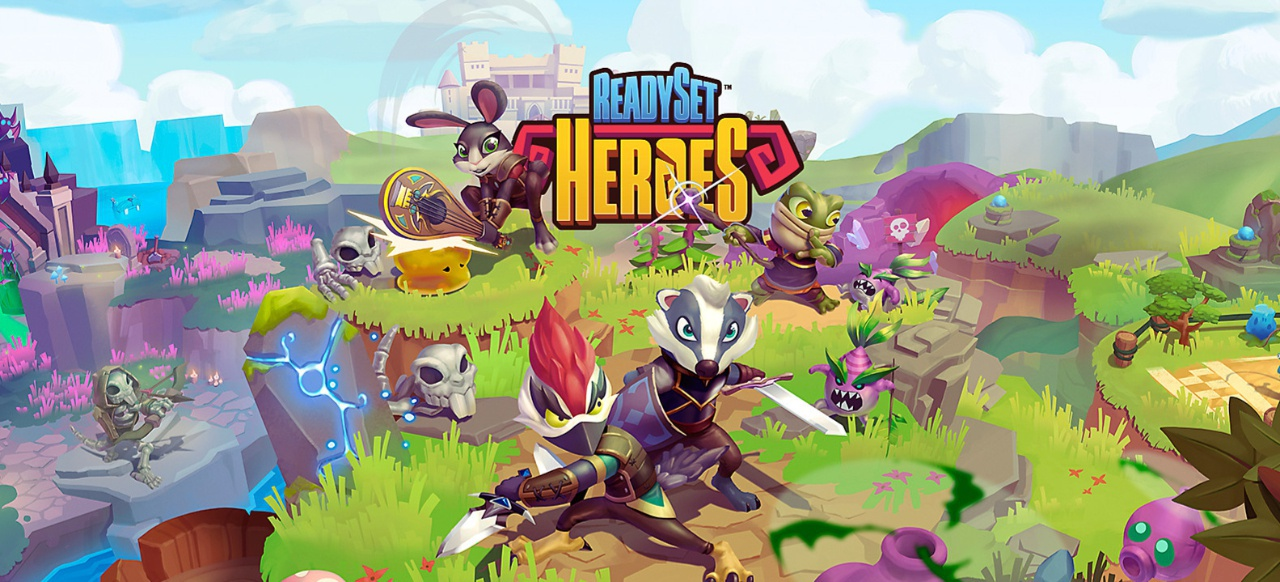 ReadySet Heroes (Rollenspiel) von Sony