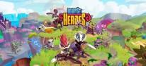 ReadySet Heroes: PS4-Start des Dungeon Crawlers der Orcs-Must-Die-Macher