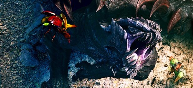 Monster Hunter 4 (Action) von Capcom