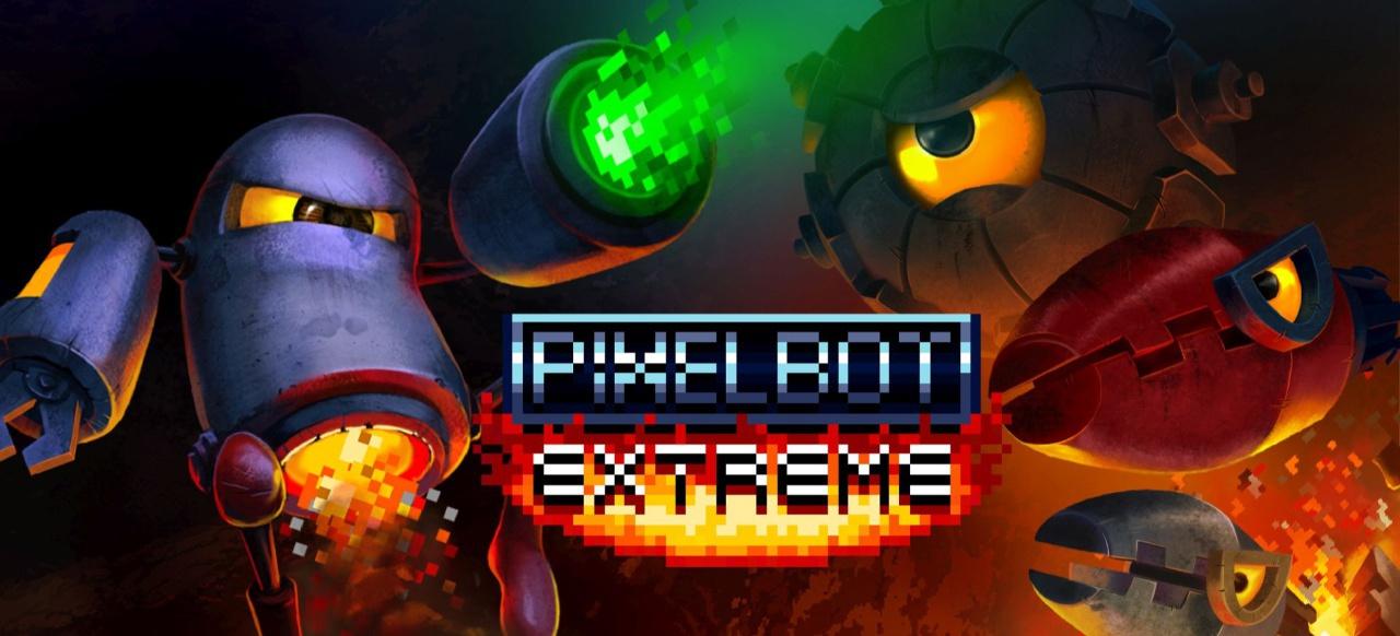pixelBOT EXTREME! (Arcade-Action) von PlayHeart Games / FusionPlay