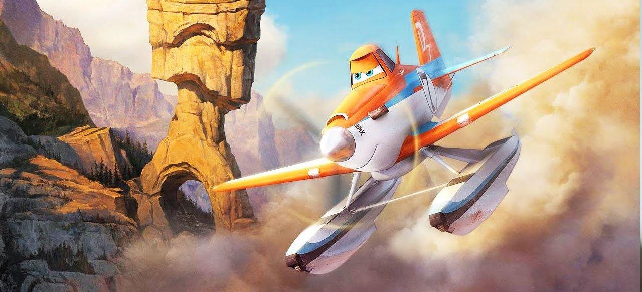Planes 2: Immer im Einsatz (Action-Adventure) von Little Orbit / Bandai Namco