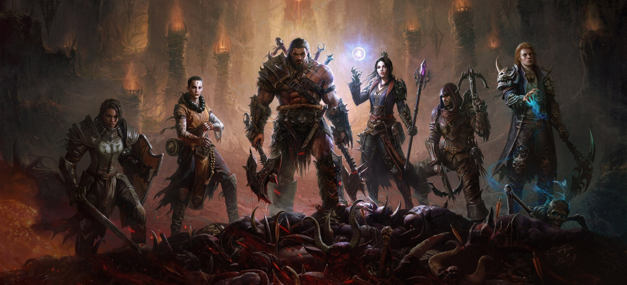 Diablo Immortal (Rollenspiel) von Blizzard Entertainment