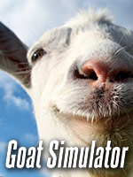 Alle Infos zu Goat Simulator (360,Mac,PC,PlayStation3,PlayStation4,Switch,XboxOne)