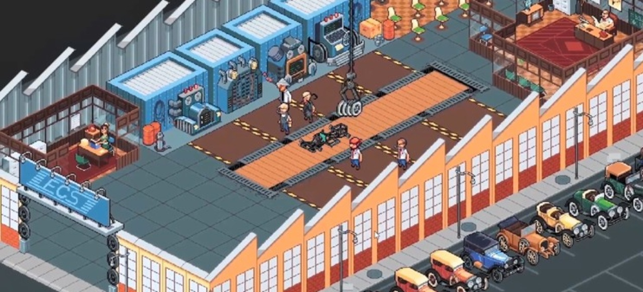 Epic Car Factory (Simulation) von Assemble Entertainment