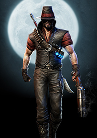 Alle Infos zu Victor Vran (PC,PlayStation4,Switch,XboxOne)