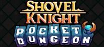 """Shovel Knight Pocket Dungeon: Roguelite-Rätsel mit Schaufel, """"Puzzle Knight"""" und """"fallenden Blöcken"""""""