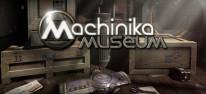 Machinika Museum: Rätsel in einer außerirdischen Umgebung lösen; zuerst auf PC, später für Mobile