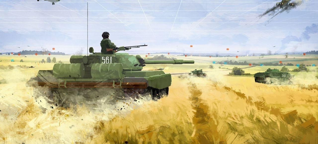 Armored Brigade Echtzeit Strategiespiel Mit Eskaliertem Kalten