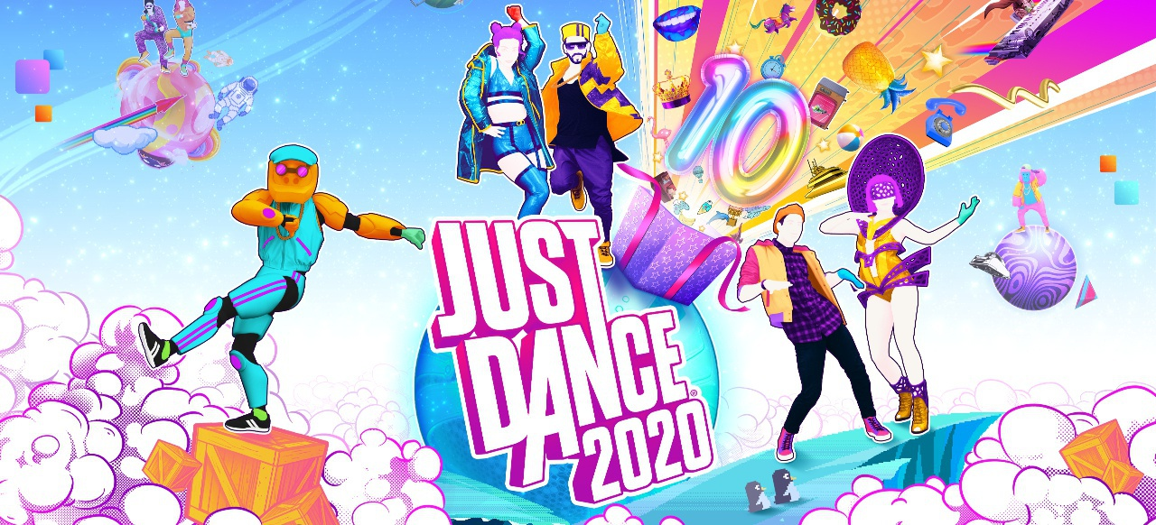 Just Dance 2020 (Musik & Party) von Ubisoft