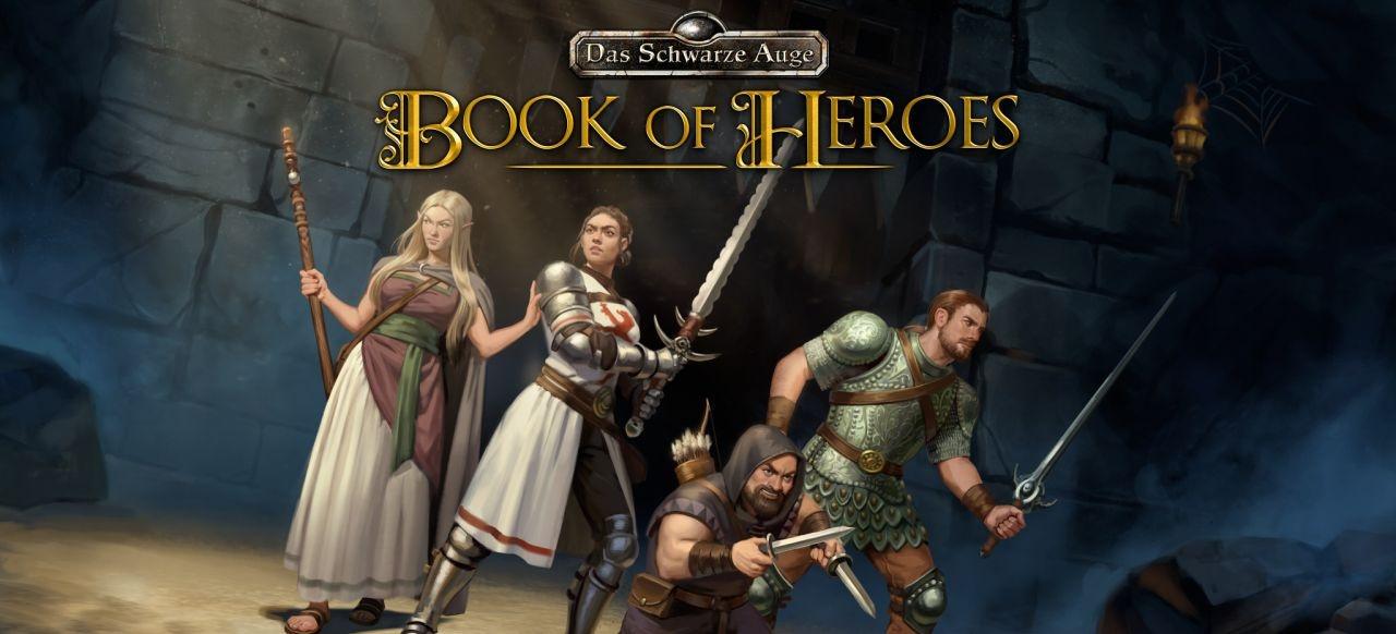 Das Schwarze Auge: Book of Heroes (Rollenspiel) von Wild River
