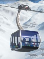 Alle Infos zu Winter Resort Simulator (PC)