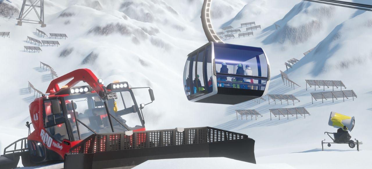 Winter Resort Simulator (Simulation) von Aerosoft