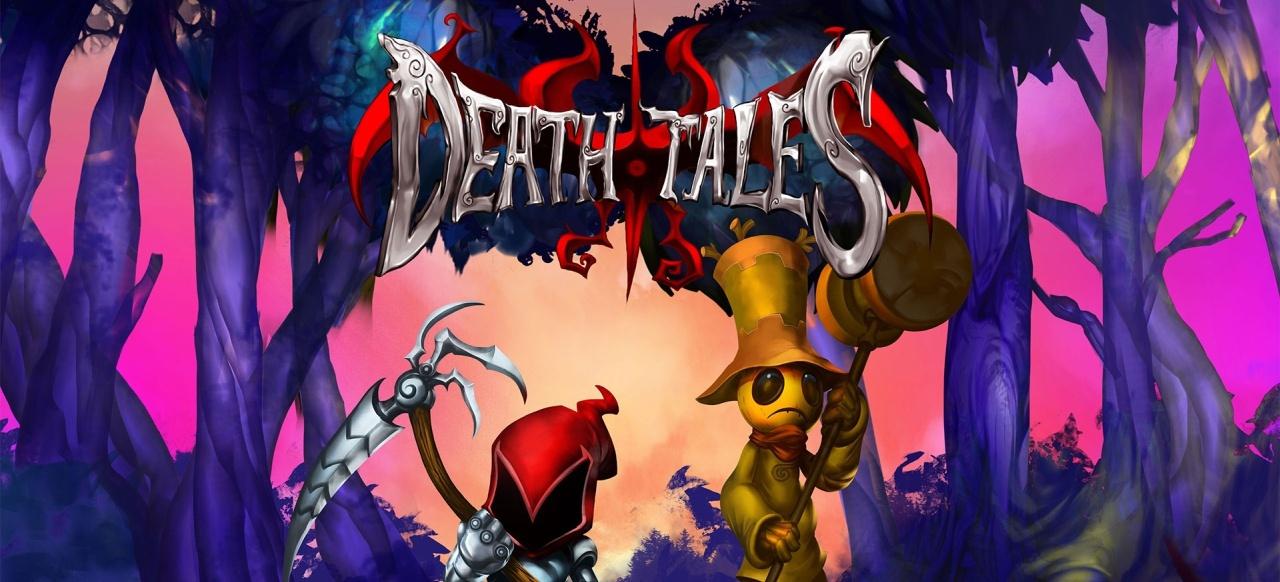 Death Tales (Rollenspiel) von Arcade Distillery