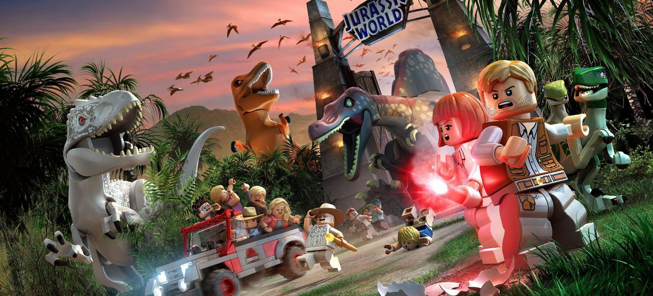 Lego Jurassic World (Action-Adventure) von Warner Bros. Interactive Entertainment