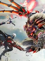 Alle Infos zu God Eater 3 (PC,PlayStation4,Switch)