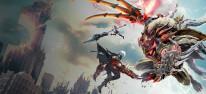 God Eater 3: Ein Blick auf die Eröffnungssequenz des Action-Rollenspiels