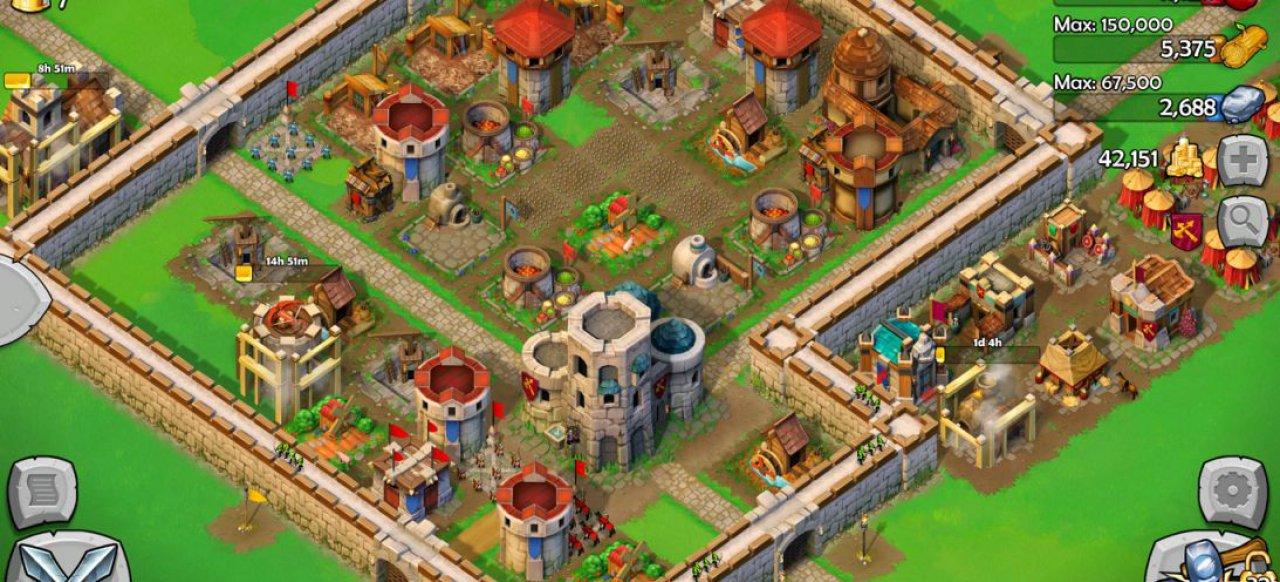 Age of Empires Castle Siege (Taktik & Strategie) von Microsoft
